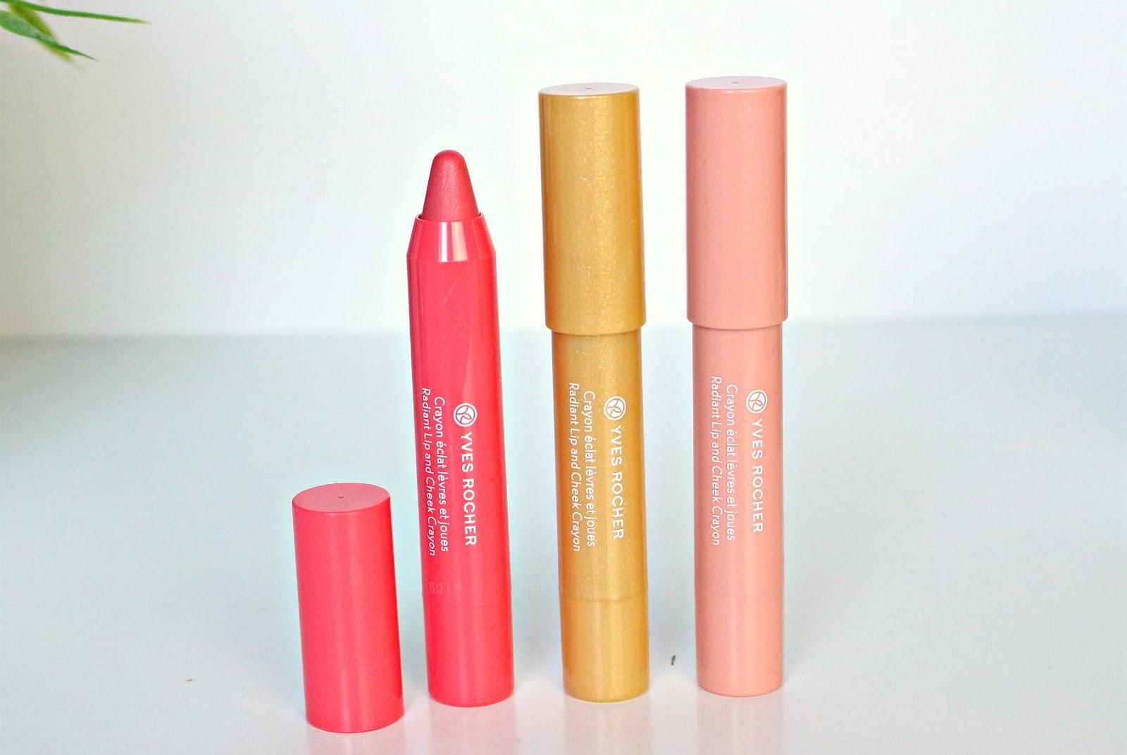 Yves Rocher Glossy Lip & Cheek potloden