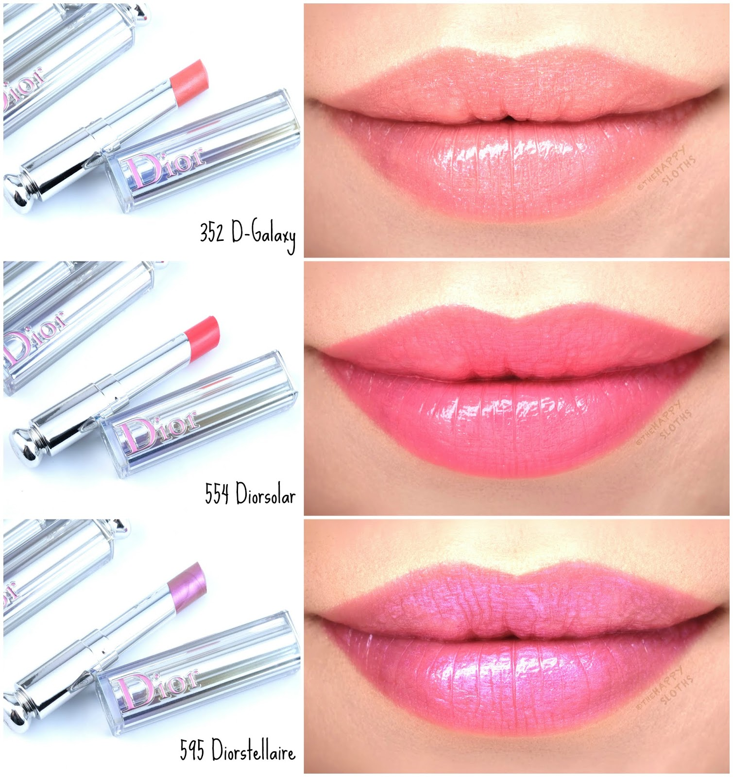 aaa21703 Dior | Dior Addict Stellar Shine Lipstick in