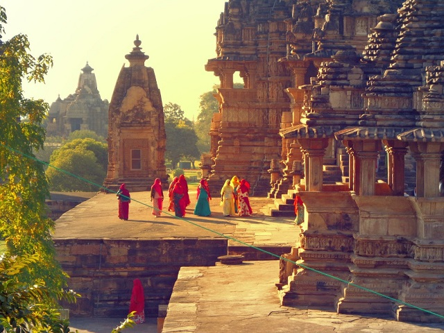Khajuraho - Destinations in India for Women Solo Travelers