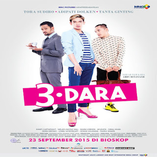 Download Film 3 (Tiga) Dara 2015 Bluray Full Movie - Gratis