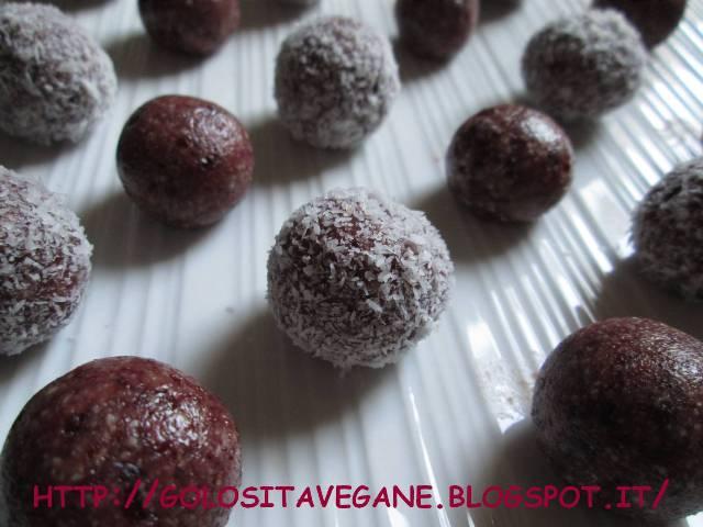 Perle di anacardi (3 ingredienti)