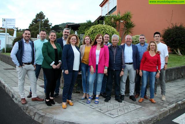 Coalición Canaria apuesta por sumar a Breña Baja a su proyecto de isla más fuerte
