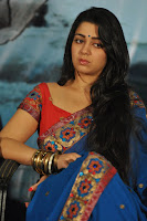 HeyAndhra Charmi Latest Photos at Jyothi Lakshmi Success Meet HeyAndhra.com
