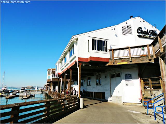 Ruta Gastronómica por San Francisco II: Crab House
