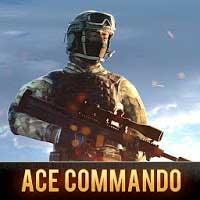 تحميل Ace Commando Apk + Data اخر اصدار