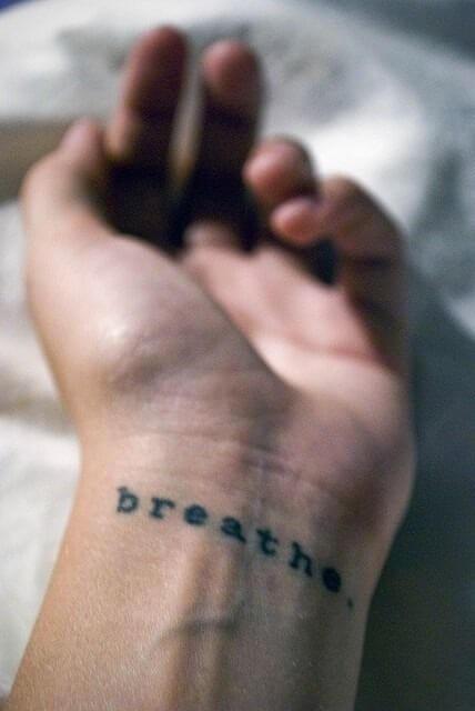 One Word Tattoos
