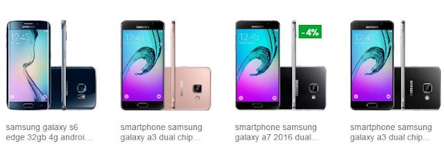 Smartphone Samsung Galaxy S7 32GB Preto