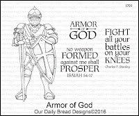 ODBD Armor of God
