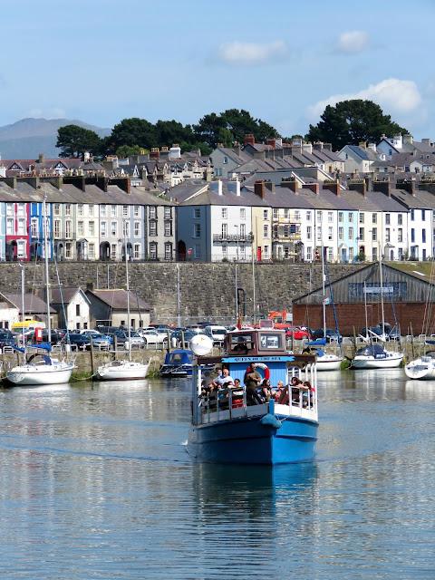 Caernarfon Harbour, Caernarfon, Wales