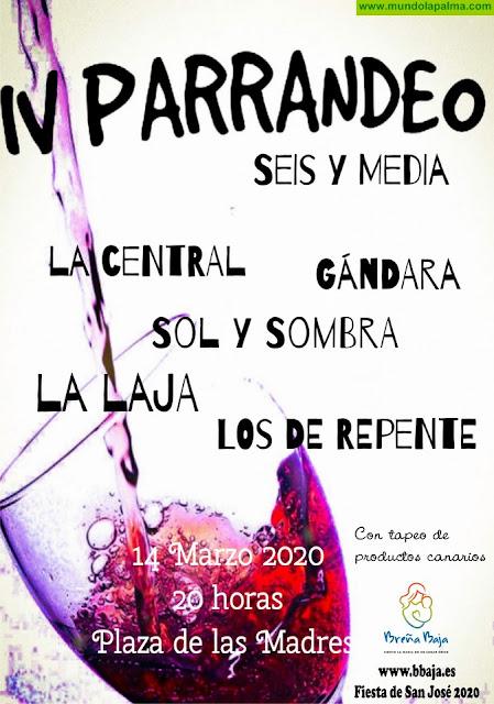 FIESTA SAN JOSÉ: Encuentro de Parrandas