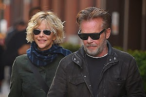 Meg Ryan is going to get married?