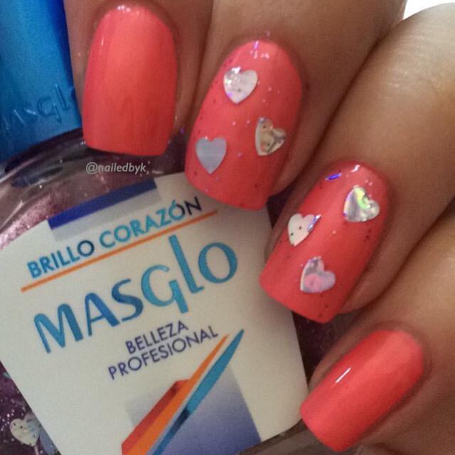 Masglo Nail Polish Names – Papillon Day Spa
