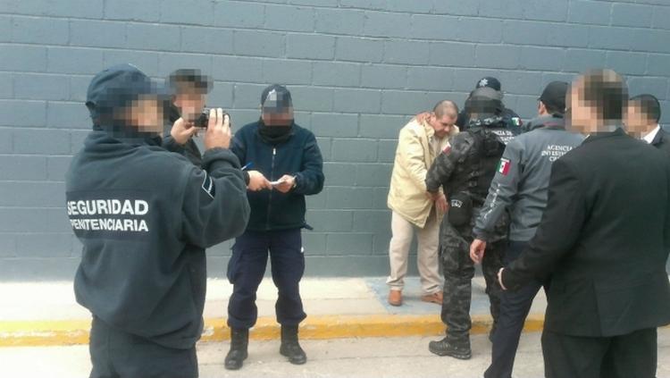 El Chapo trató de negociar su extradición con la DEA