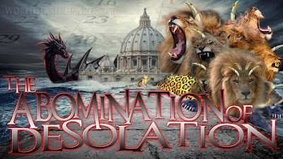 Abomination of desolation homosexuality