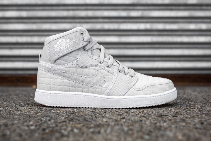9d67c4c7a08df Metallic Silver accents and a White sole unit add some contrast to this  pair of Jordan 1 s that can be found at select retailers beginning on July  30th for ...