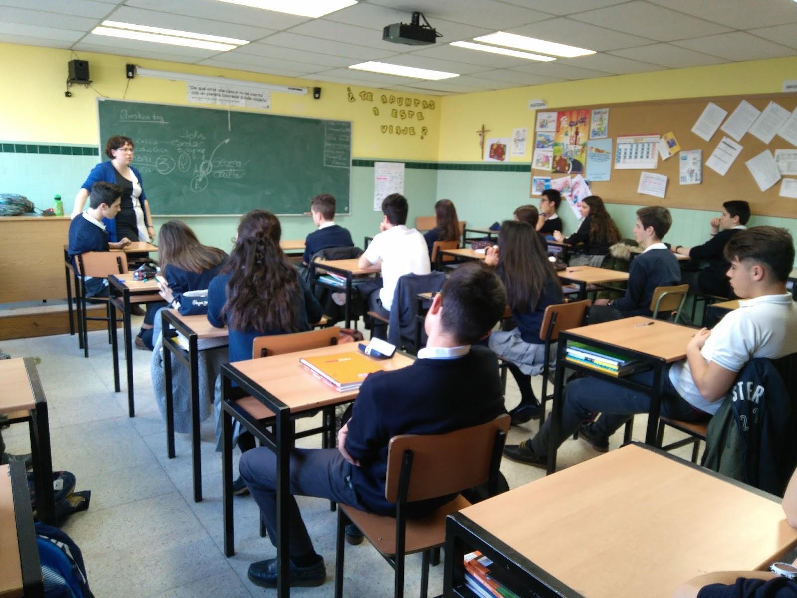 Agustinas Valladolid - 2017 - ESO 3 - Prevención Acoso