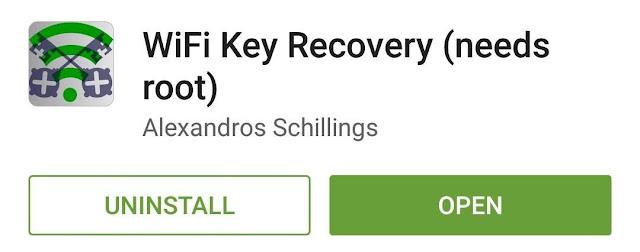 Cara Melihat Password WiFi di Android