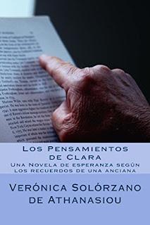 Los Pensamientos de Clara - Veronica Solorzano Athanasiou
