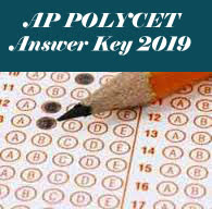 AP CEEP Answer Key 2019, AP POLYCET 2019 Answer Key