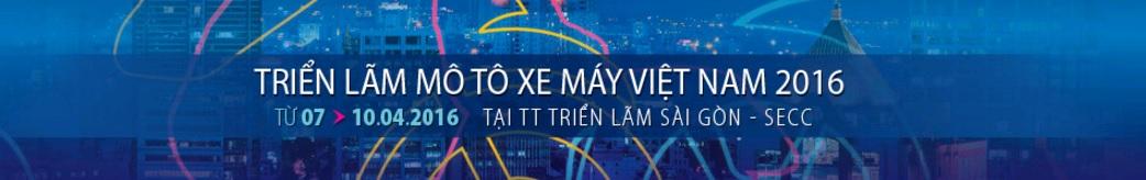 Lần đầu tiên Vietnam Motorcycle Show được diễn ra, sẽ rất hấp dẫn?
