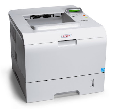 Ricoh Aficio SP 5100N Driver Download