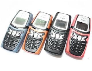 Casing Nokia 5210 Jadul