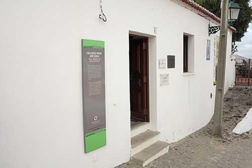 Casa Museu Pintor José Cercas, Aljezur, Portugal.
