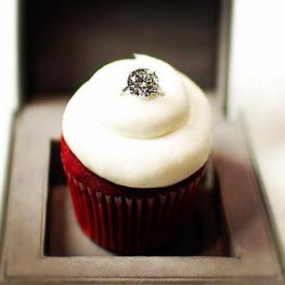 cupcake lamaran sederhana