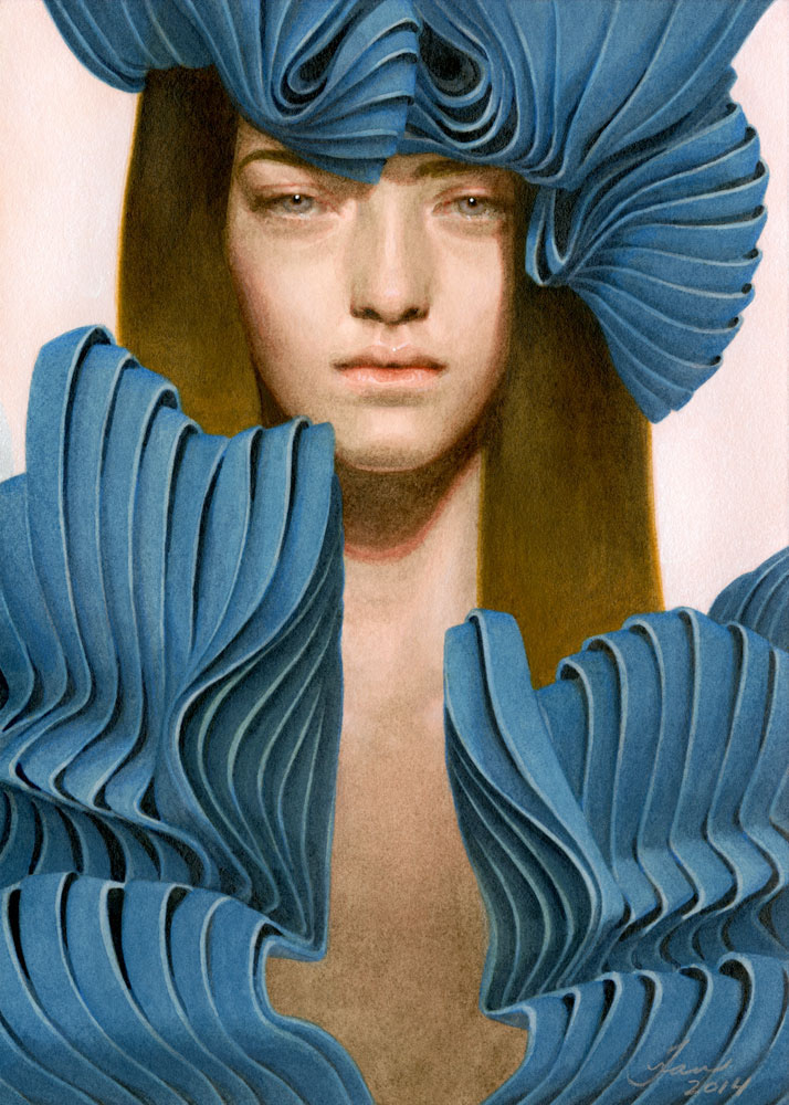 ©Tran Nguyen - Ilustración Editorial 2013-14. Ilustración | Illustration