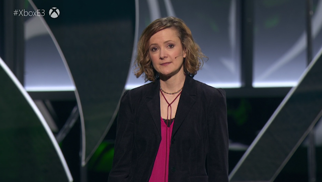 Ashley Speigher Head of Engineering Xbox Game Pass Microsoft E3 2018