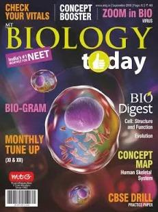 Biology Today magazine