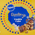 Pillsbury Cookie Cake Greeting Pack, 276g at Just Rs. 99 [12 Pack]