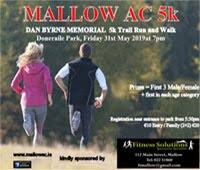 5k in Doneraile Park nr Mallow - Fri 31st May 2019