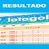 Lotogol 1031 resultado dos 5 jogos