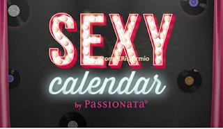 Logo Calendario dell'Avvento Passionata