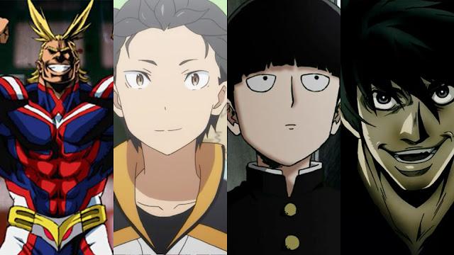 Dez Melhores Animes de 2016