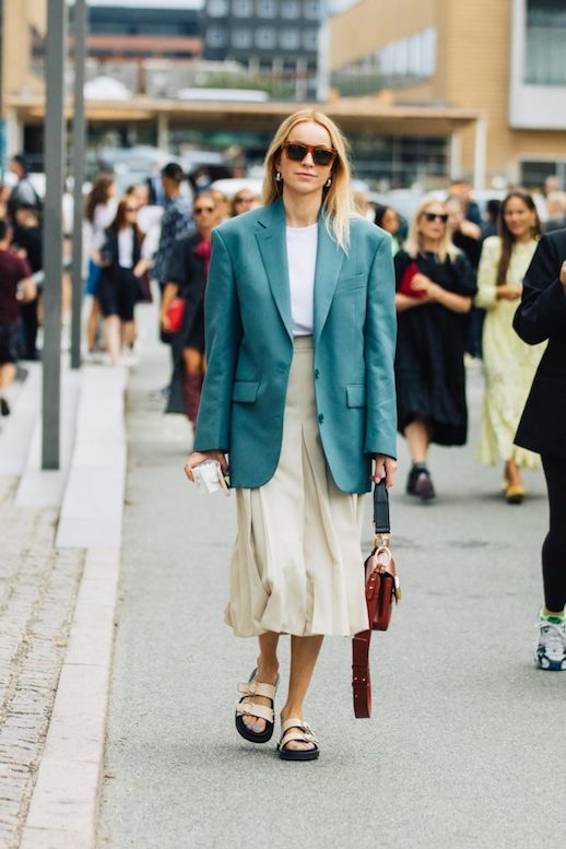 Copenhagen Fashion Week Had The Best Blazers