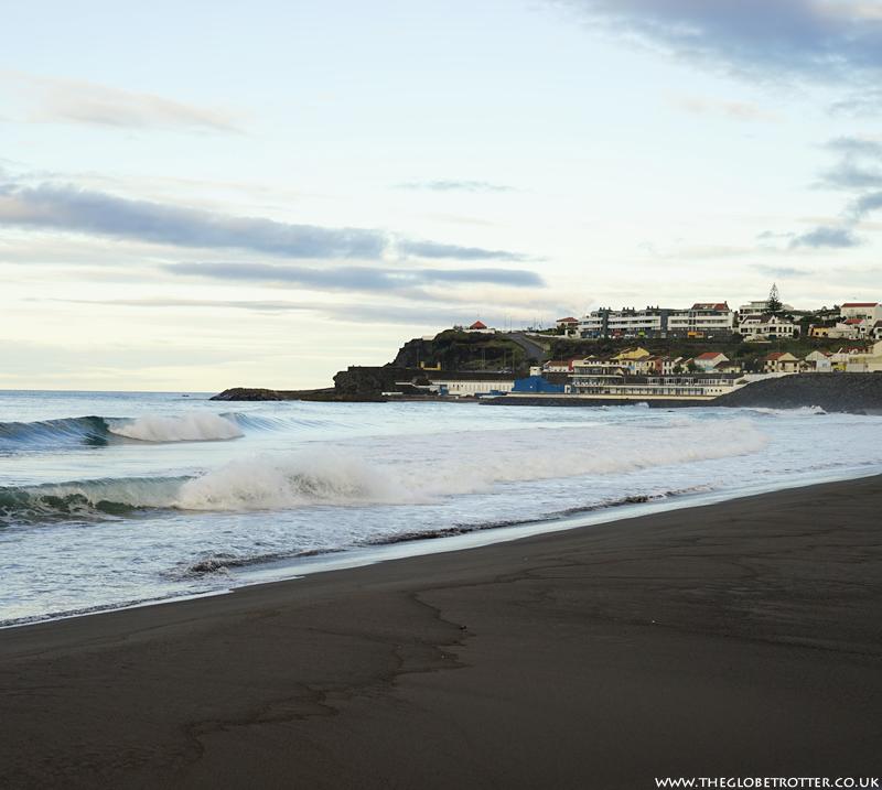 Monte Verde Beach, Ribeira Grande