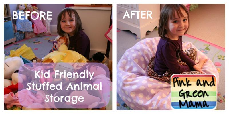 Beau Kid Friendly Stuffed Animal Storage Solution