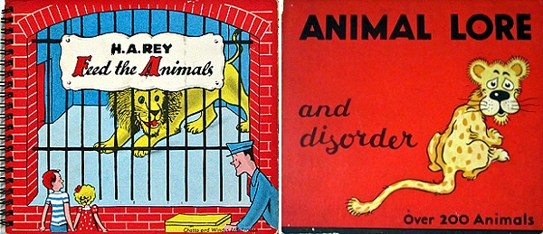 What awards were given to the author Margaret Rey and the illustrator H.A. Rey?