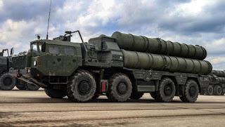 Sistem Hanud S-400
