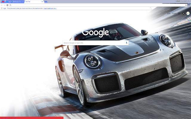 Forza Motorsport 7 Theme FOR Chrome 1920X1080PX