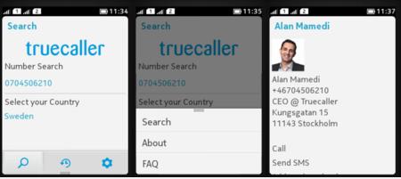تحميل برنامج تروكولر اظهار اسم المتصل لنوكيا 311  Truecaller