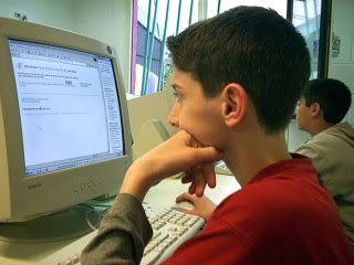Students studying Astronomy Online.