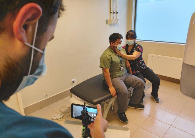 Hospital de Osorno crea Plataforma para usuarios de Medicina Física y Rehabilitación
