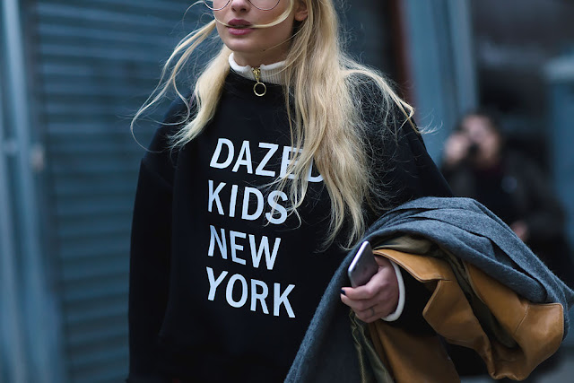 NEW YORK FASHION WEEK F/W 16  STREET STYLE (II)