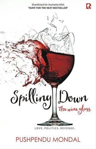 Book Review: Spilling Down the Wine Glass