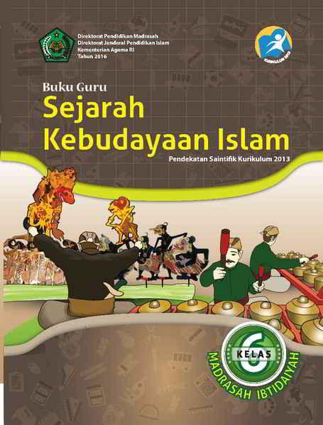 Buku Arab Melayu Kelas 6