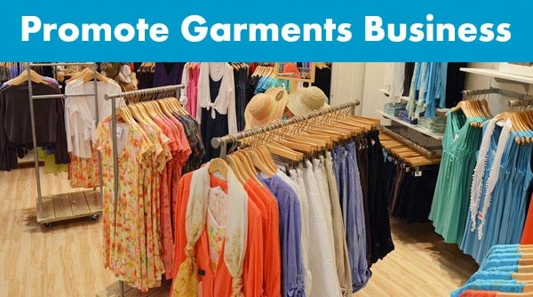 Promote Garments Business