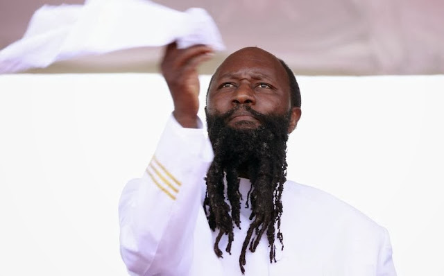 Image result for john allan namu kenya beard